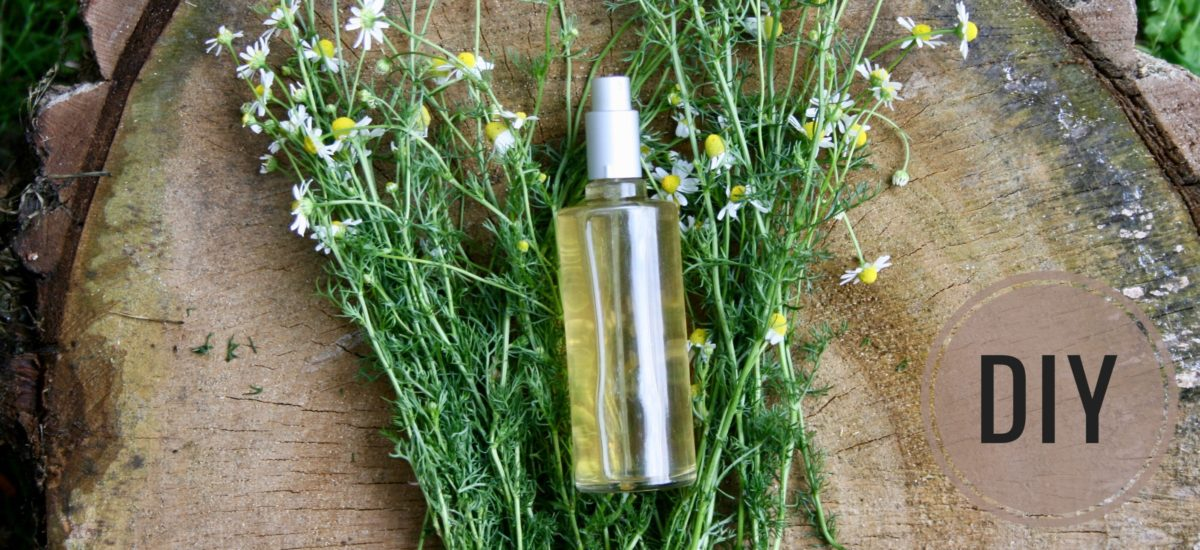 I ♥ ECO & DRUANTIA: antistress-kamillespray