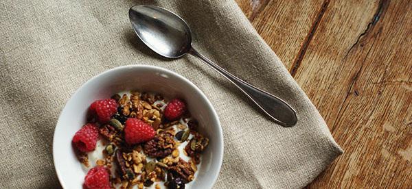 Recept voor granola