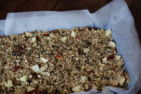 Granola recept zonder suiker