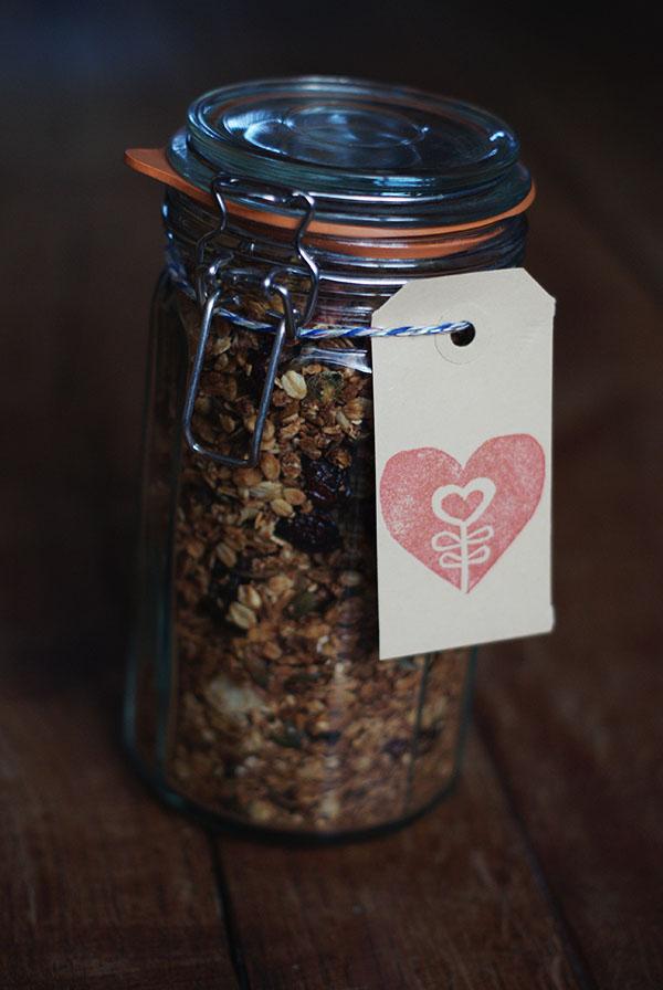 Granola recept van I Love Eco