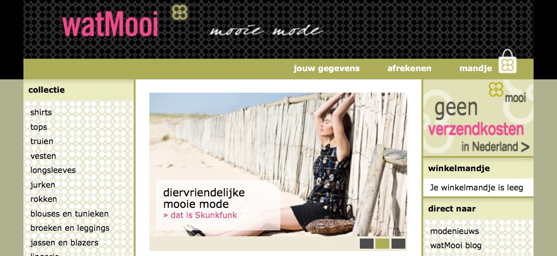beste online webshop kleding