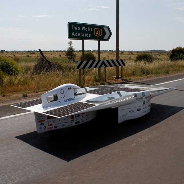 Umicore Solar Team