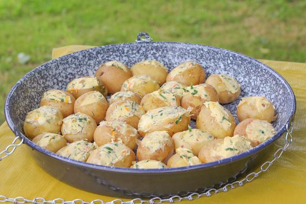 aardappelen bbq