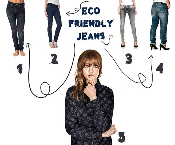 Eerlijke kleding: beste eco jeans merken