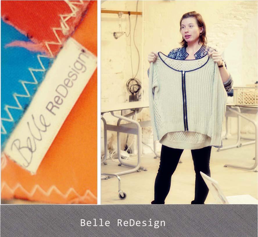 Bellefleur Kramer van Belle ReDesign op de kledingruil van Little Green Dress. Kleding vermaken en redesignen!
