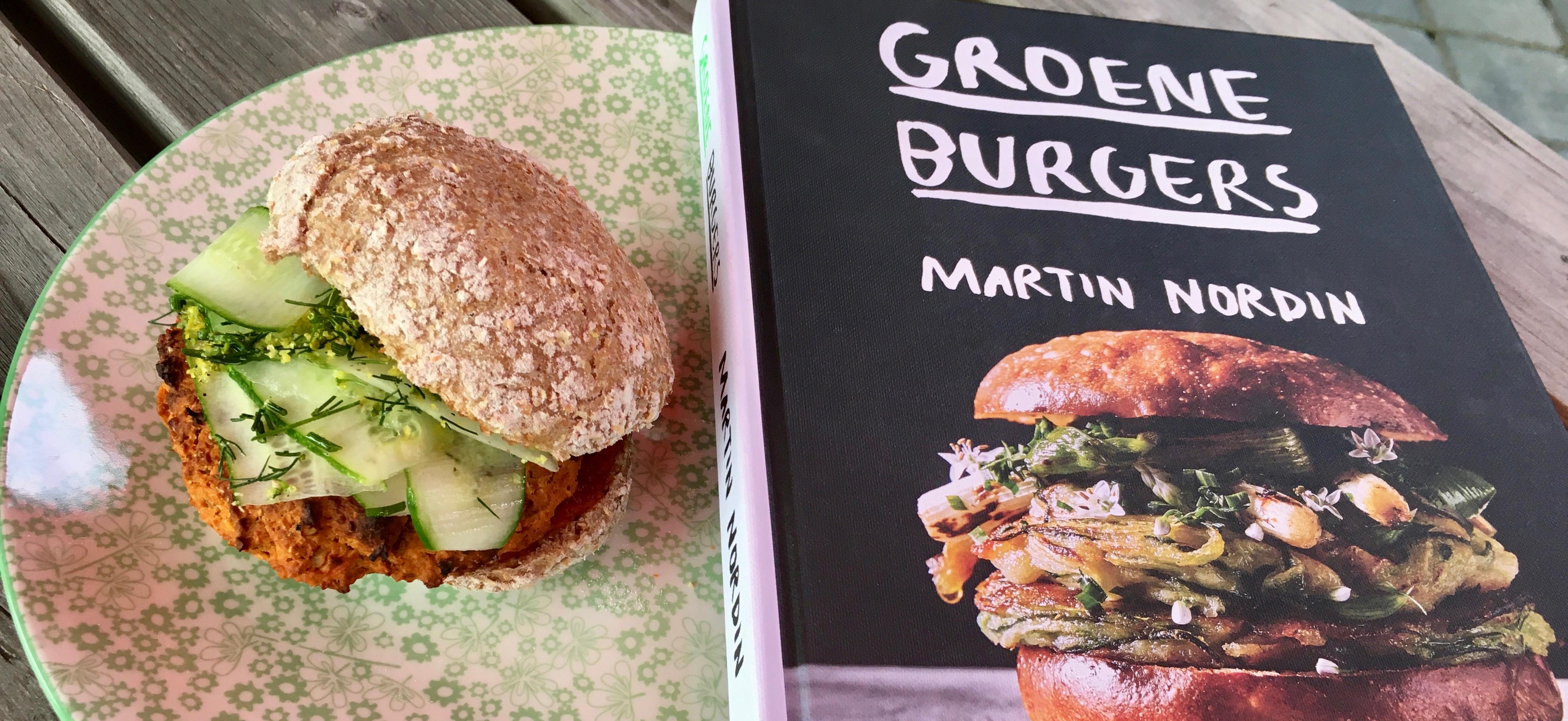 Review: Groene burgers van Martin Nordin