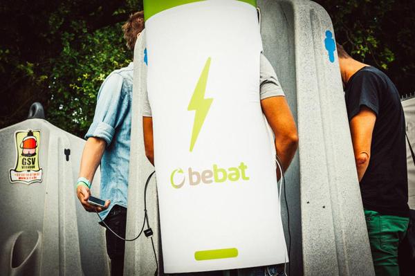 Bebat, I love eco blog, oplaadvriend, batterij plat,
