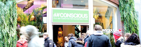 I love eco blog, Urban Fair, H&M concious, eco fashion