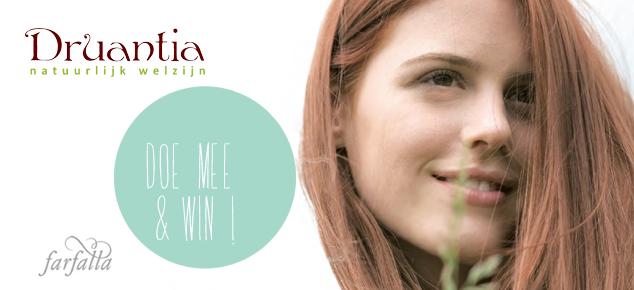 Win een ontdek-set voor gezichtsverzorging van Druantia!