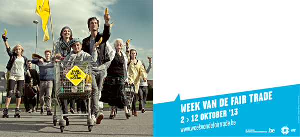 I love eco blog, week van de Fairtrade 2013, eerlijke handel, da's machtig