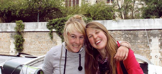 I ♥ Ecotripping: de meisjes achter de trip