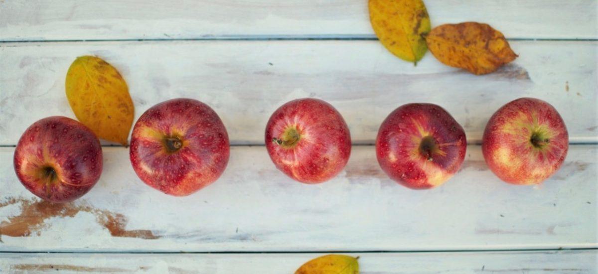 An apple a day: vijf bewaartips voor appels!