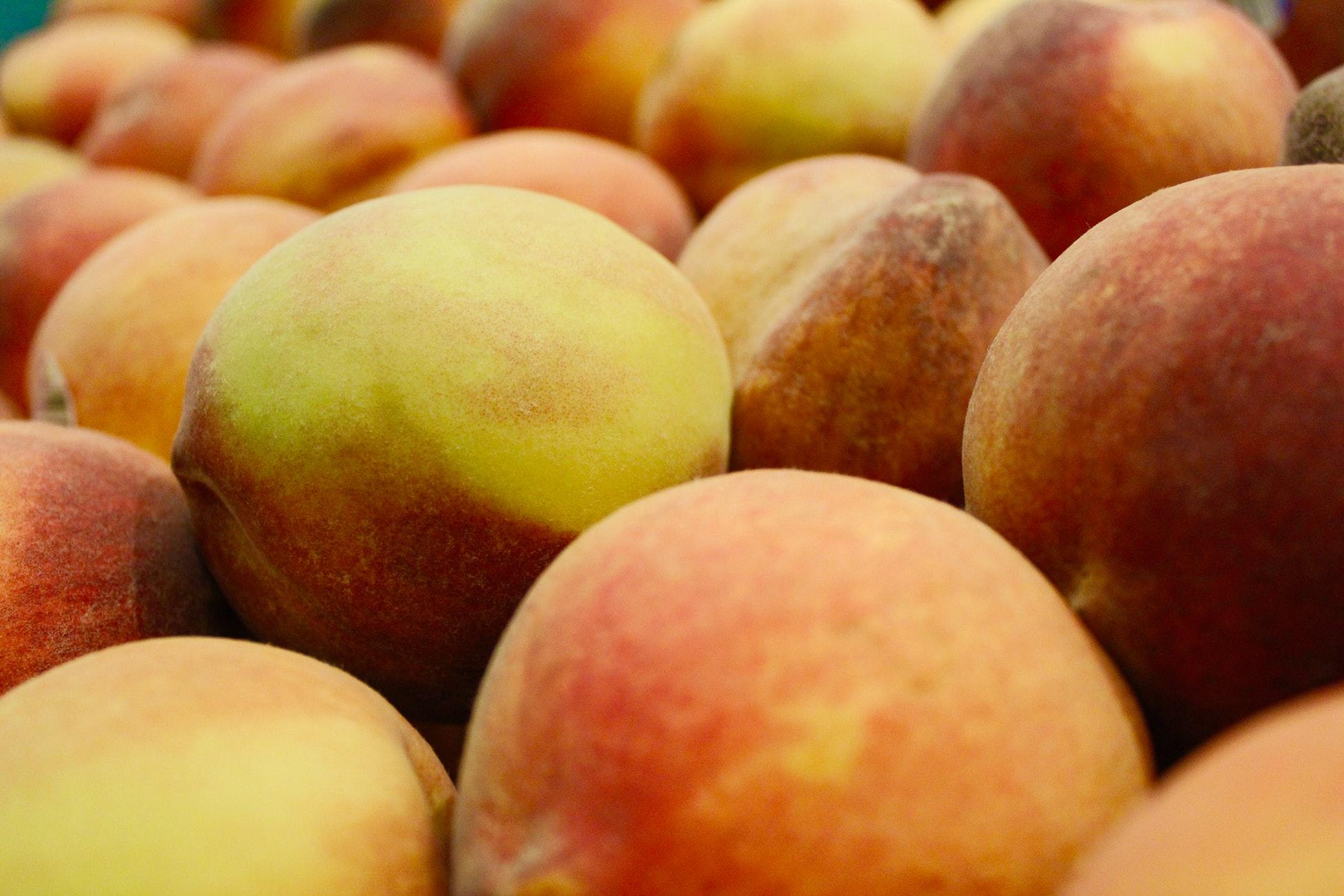 Wat te doen met perziken?