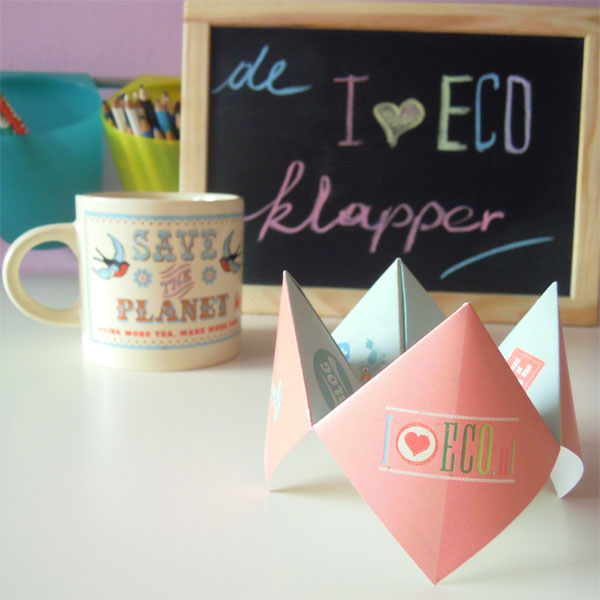 I ♥ Eco Klapper