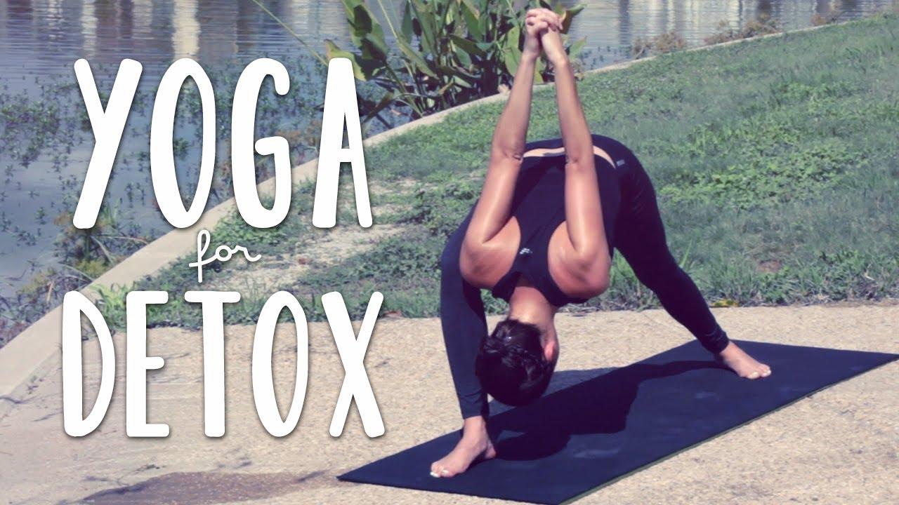 Zalig detoxen met een yogasessie