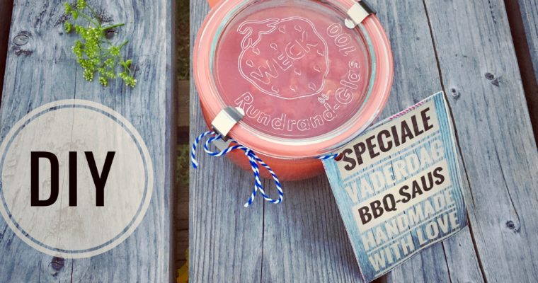 DIY: speciale vaderdag-bbq-saus