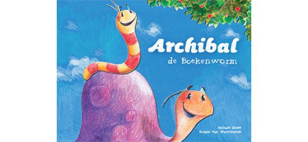 Archibal de boekenworm