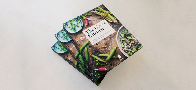 "Win 1 van de 3 boeken van ""The Green Kitchen""!"