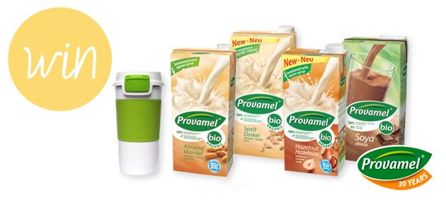 Win een verwarmend drankpakket van Provamel!