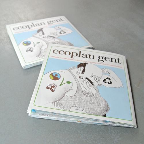 Introductie van het Ecoplan Gent