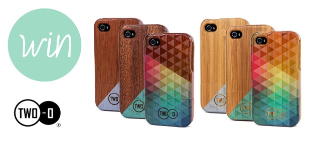 Win een duurzame iPhone case van TWO-O!