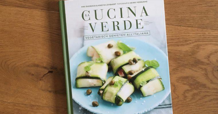 Review: Cucina Verde – vegetarisch genieten all'Italiana
