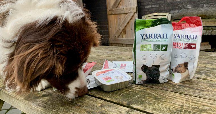 Biologisch hondenvoer van Yarrah
