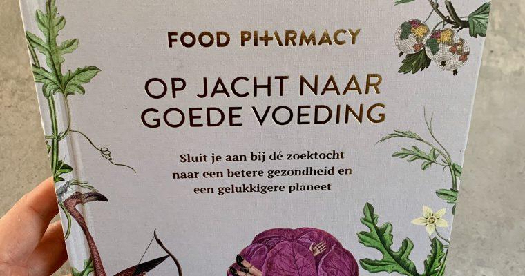 Recensie: Food Pharmacy: op jacht naar goede voeding
