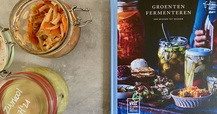 Recensie: Groenten fermenteren – van seizoen tot seizoen