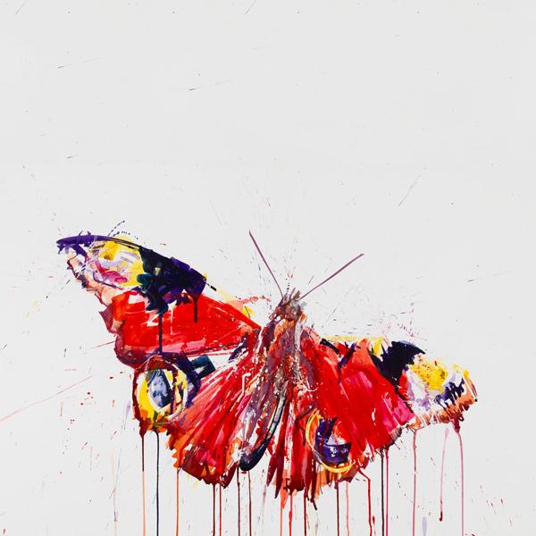 Geïnspireerd door Natural Selection by David White