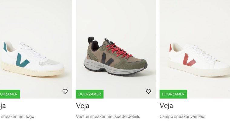Veja sneakers: eco, bio, fair én hip
