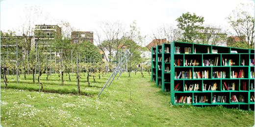 TRACK in Gent met boeken, boeken, boeken!