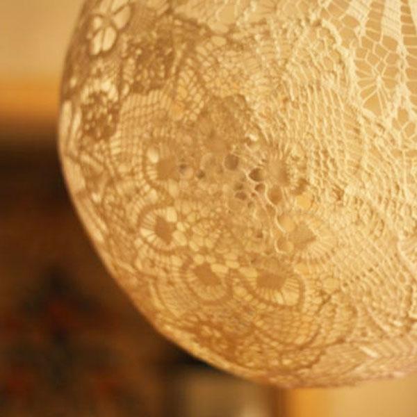 Maak je eigen vintage lamp