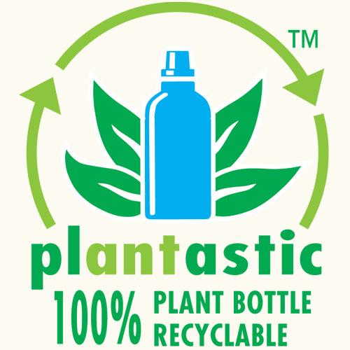 Plant-astische flessen van Ecover