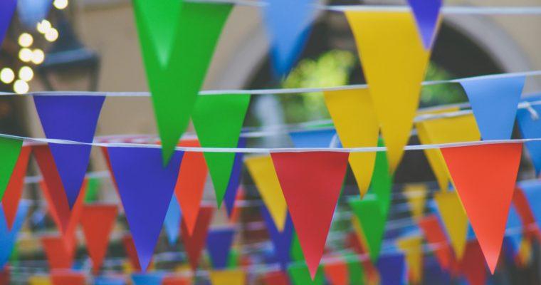 DIY: zelf een vlaggenlijn maken