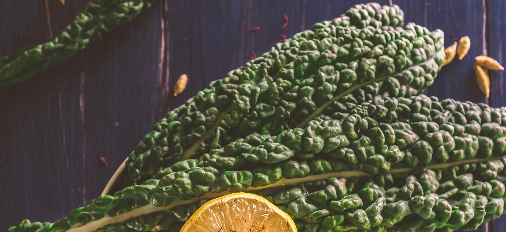 Parmantige palmkool