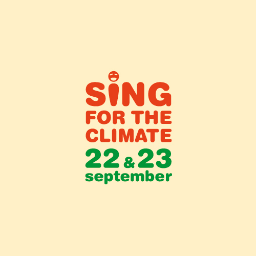 Sing For The Climate! Do it now…