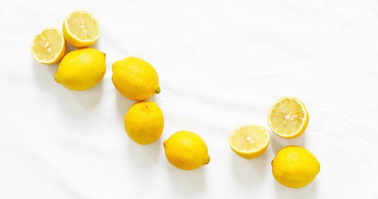 Over citroenen en limoncello