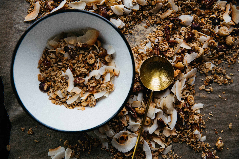 Recept: granola