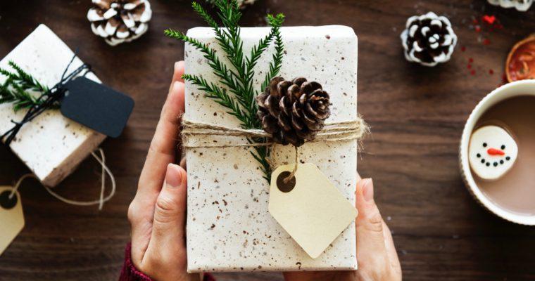 Ecotips voor kerstcadeautjes