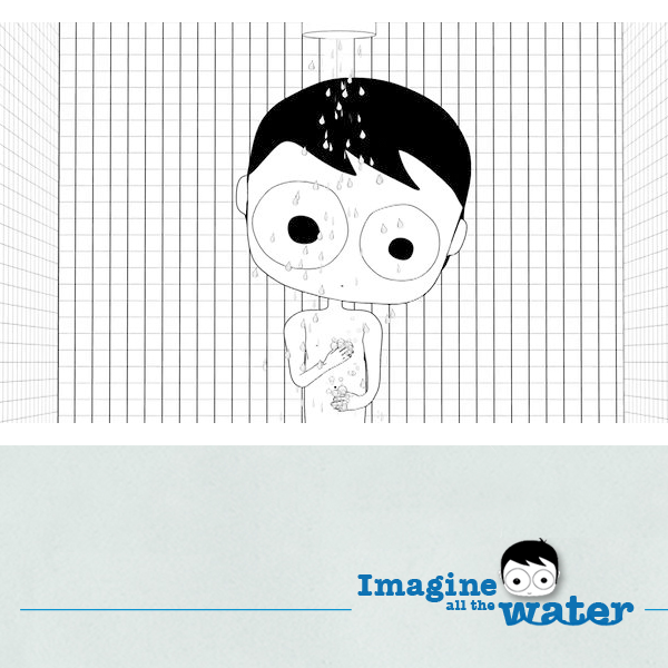 Imagine All The Water…