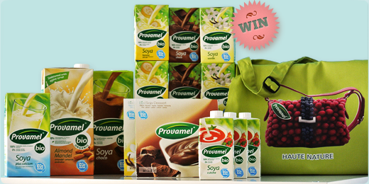 Win een proefpakket van Provamel!