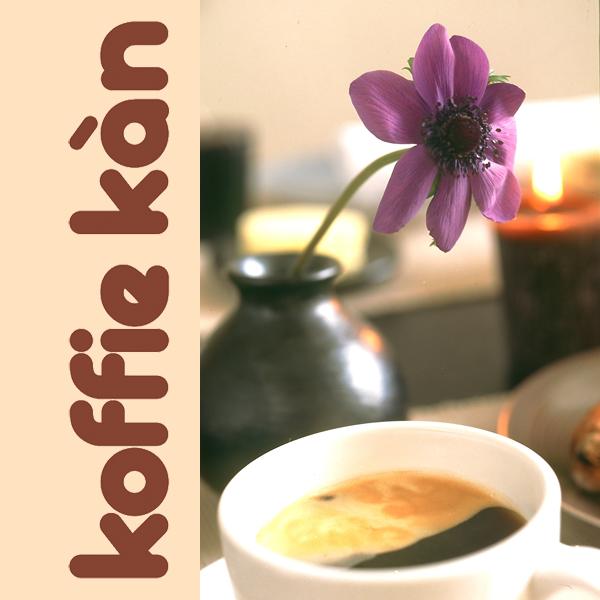 Welkom Koffie Kàn!