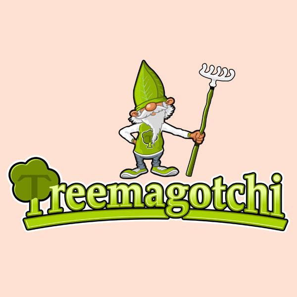 Laat je Treemagotchi groeien!